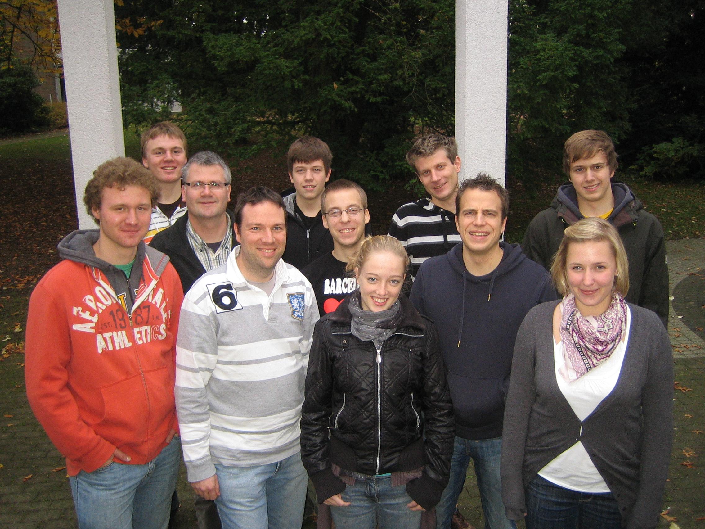 Gemeindeseminar Jugendteam 2010